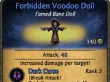 Forbidden Voodoo Doll