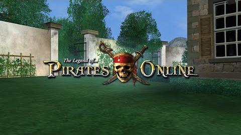 The Legend of- Pirates Online Progress Update - Islands, Multiplayer Interaction and More!
