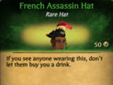 French Assassin