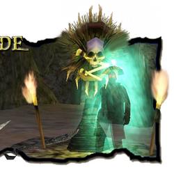 Cursed Blades