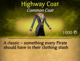 Highway Coat