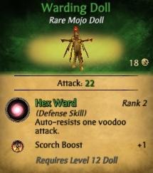 Warding Doll