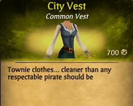 City Vest