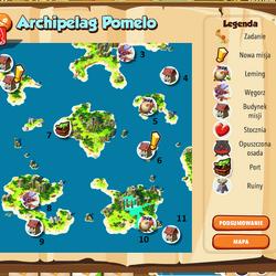 Archipelag Pomelo/Budynki