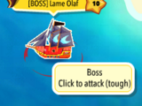 Islands of Tranquility/BOSSes