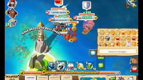 ☆ Pirates Saga Italia - Guerra in pvp ☆