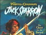 Pirati dei Caraibi - Jack Sparrow