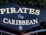 Pirates of the Caribbean (attrazione)