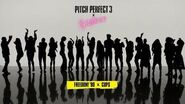 """Pitch Perfect 3 x The Voice """"Freedom! '90 x Cups"""""""