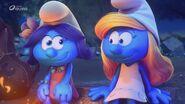 Smurfblossom and Smurfette 2021 TV Series