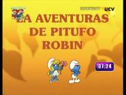Las Aventuras del Pitufo Robin RestoredTitleCard