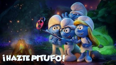 LOS PITUFOS LA ALDEA ESCONDIDA. Hazte Pitufo. En cines 31 de marzo.