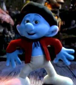 Painter Dancing Smurfs 2 Movie.jpg