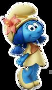 Smurflily 1
