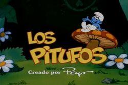Los Pitufos Title Screen.jpg