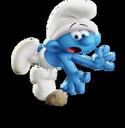 Clumsy Smurf 2017Movie