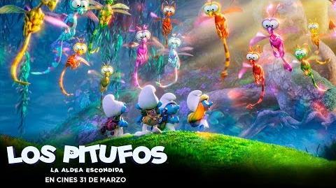 LOS PITUFOS. Una aventura llena de magia y acción. En cines 31 de marzo.