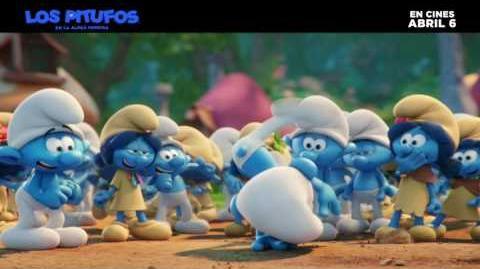 Los Pitufos En La Aldea Perdida Animación 30 segundos - Sony Pictures