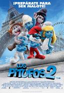 Los Pitufos 2 - Cartel final