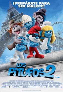 Los Pitufos 2 - Cartel final.jpeg