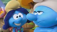 Smurfblossom and Grouchy 2021 TV Series