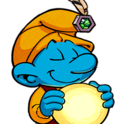 Fortune teller smurf icon.png