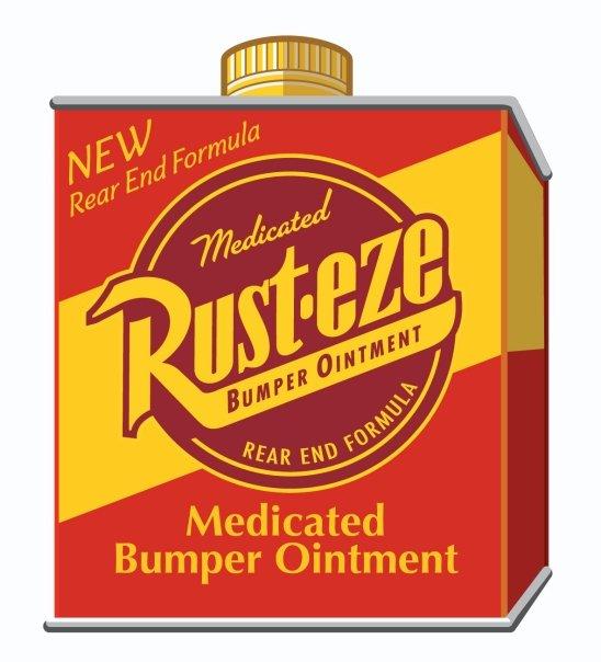 Rust-eze Medicated Bumper Ointment