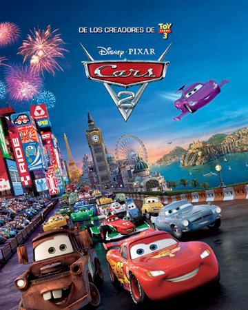 Cars 2 Pixar Wiki Fandom