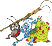 Bugs-life-warriors