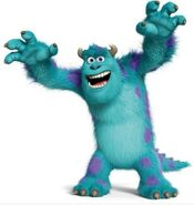 Sully Monsters University