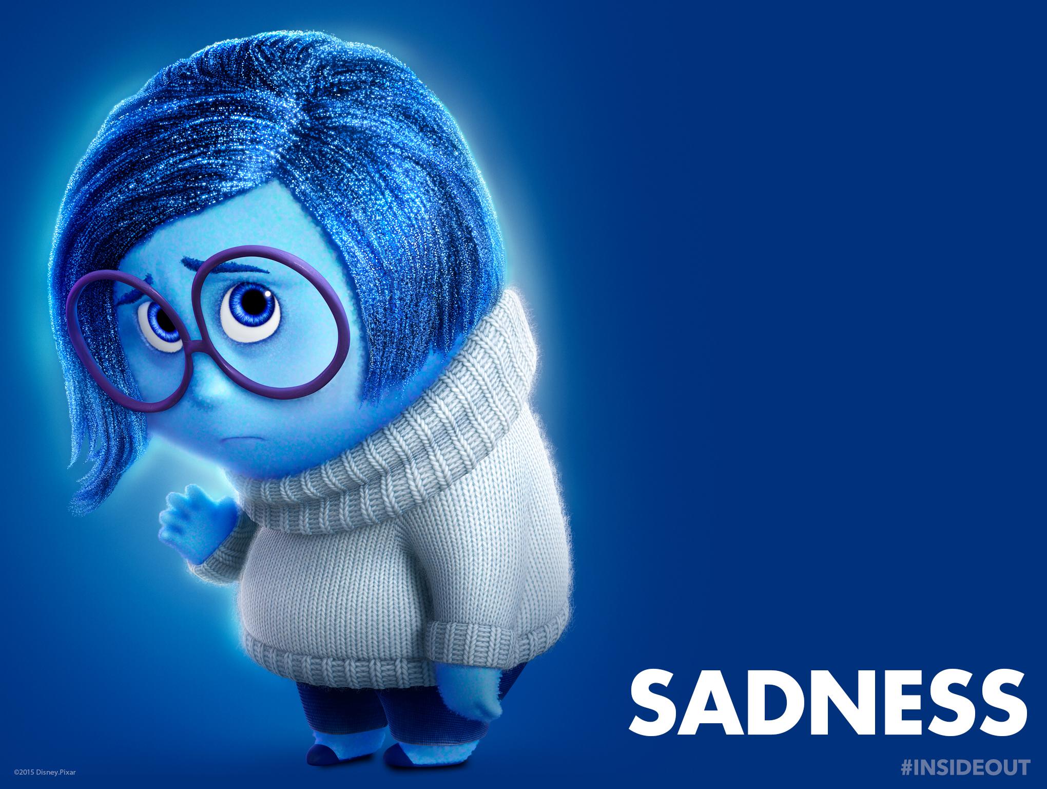 Sadness Pixar Wiki Fandom