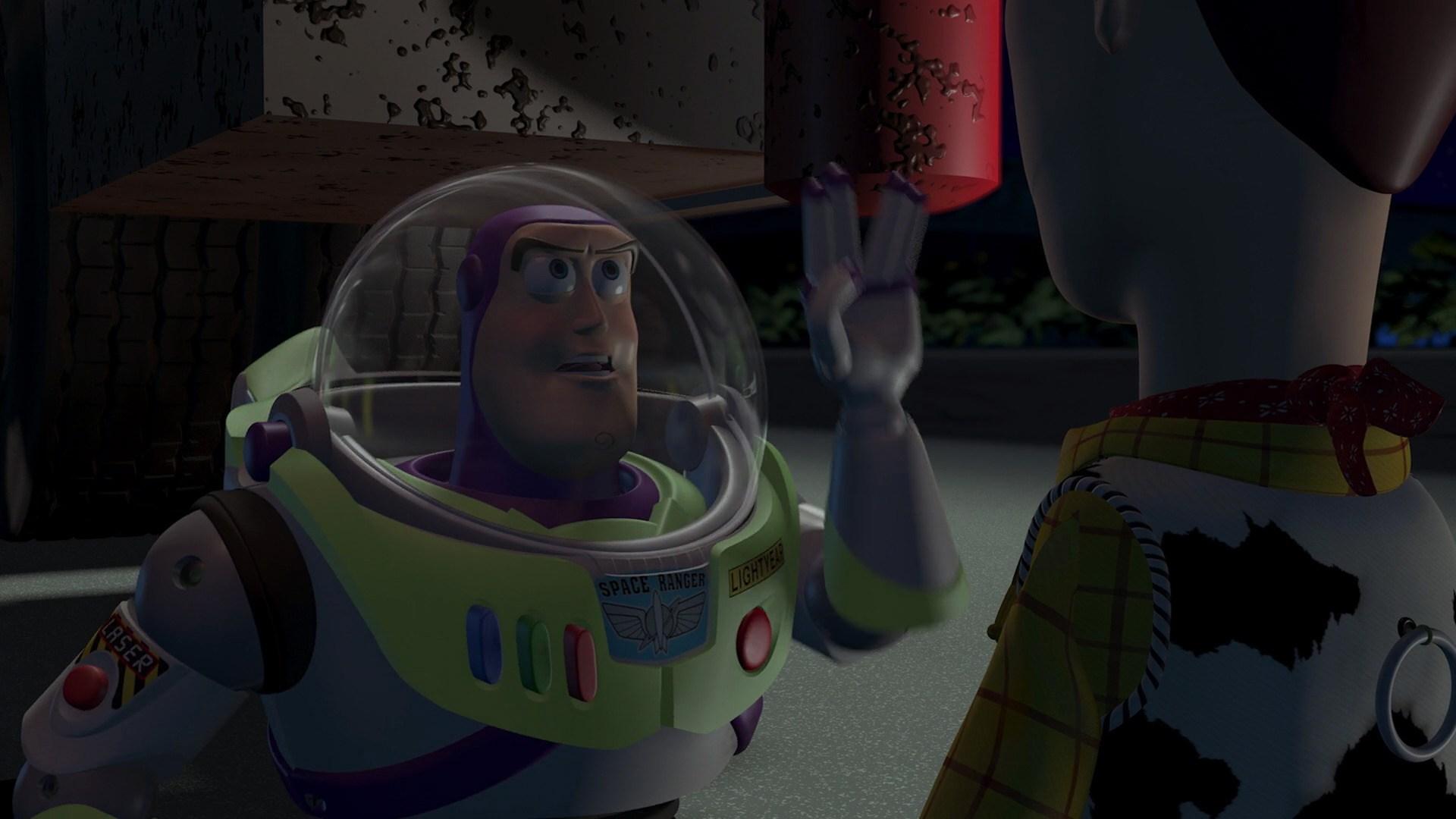 Star Trek References in Pixar Productions