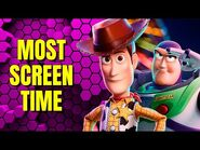 TOY STORY Screen Time Characters