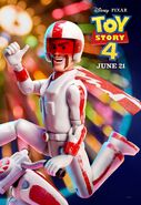 Toy Story 4 Character Poster 06