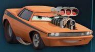 Cars-snot-rod-orange-tuner