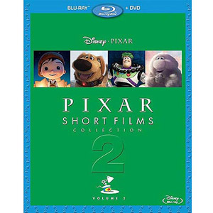 Pixar Short Films Collection Volume 2