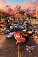 Cars poster 3