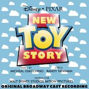 New Toy Story Original Broadway Cast Recording
