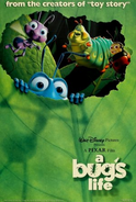A Bugs Life Poster