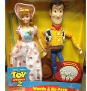 Woody and bo