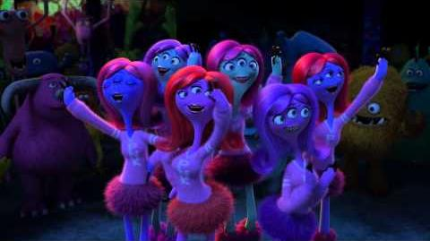 """Monsters University - """"Welcome To The Scare Games"""" Clip"""