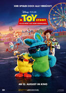 Toy Story 4 German Poster