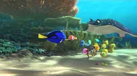 Disney España Buscando a Dory Teaser trailer