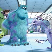 Randall Boggs Pixar Wiki Fandom