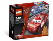 8200: Radiator Springs Lightning McQueen
