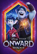 Onward Character Posters 01