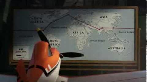 Disney's Planes - In Theatres in 3D August 9! TV Spot 4