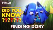 Finding Dory Fun Facts Pixar Did You Know?