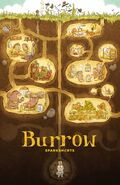 Burrow Official Poster