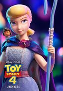 Toy Story 4 Character Poster 02